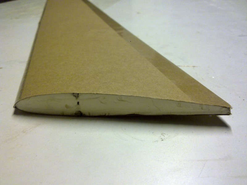 Está viendo las imágenes del artículo: EO5 mini - Ala de 6 flaps